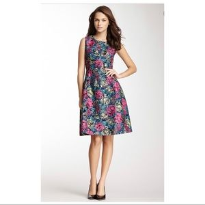PINK MARTINI BONNIE FLORAL PRINTED DRESS Size S